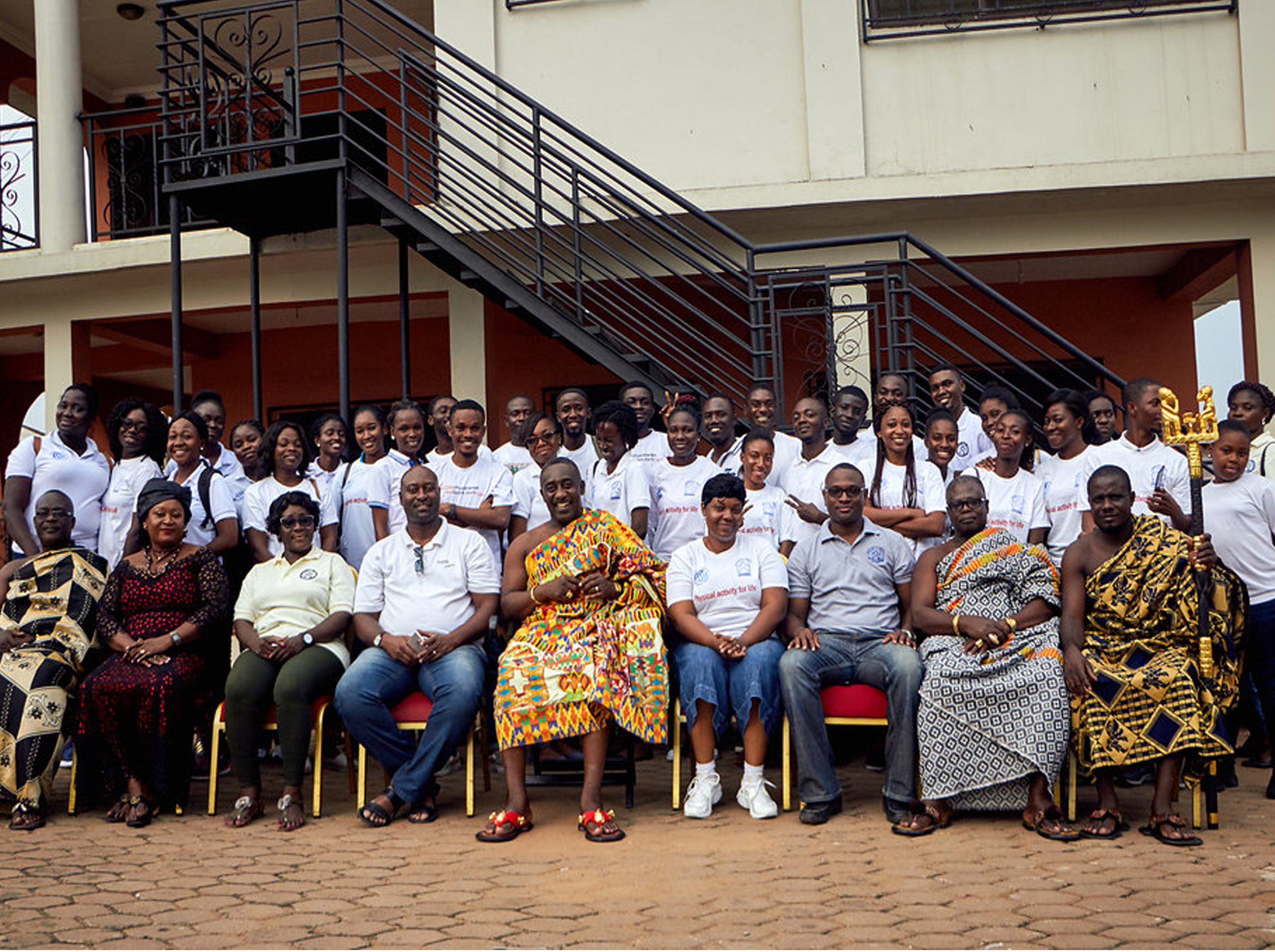 MAMFE OUTREACH: THE PHYSIOTHERAPY STORY 2017 GHANA – EASTERN REGION–14TH OCTOBER, 2017